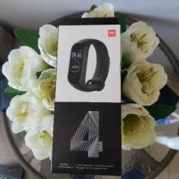 Lindo e moderno! Miband da Xiaomi. Novo lacrado com garantia e entrega