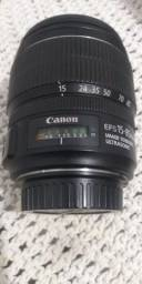 Canon 15-85mm 5.6 IS USM