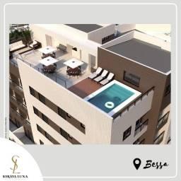 Título do anúncio: Apartamento com 02 quartos - 51,04 m² - Varanda - Bessa