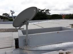 Antenas Via Satelite Vendo e Instalo
