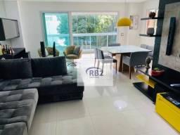 Apartamento com 4 dormitórios à venda, 170 m² por R$ 1.850.000,00 - Icaraí - Niterói/RJ