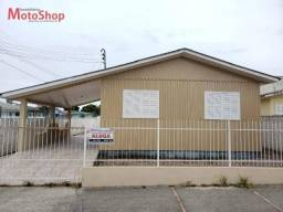 Casa com 3 dormitórios para alugar por r$ 850/mês - divinéia - araranguá/sc
