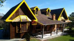 Chácara com 3 dormitórios à venda, 6000 m² por r$ 950.000,00 - lagos de shanadu - indaiatu