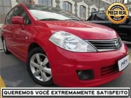 Nissan Tiida 1.8 sl 16v flex 4p automático - 2012