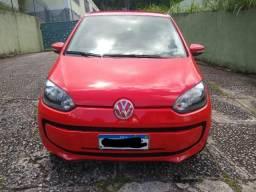 VW UP imotion 2015 com GNV - 2015