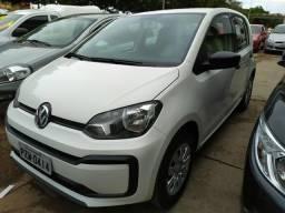 Volkswagen UP take 1.0 2018 Completo!!! Não cobro taxa de aprovação - 2018