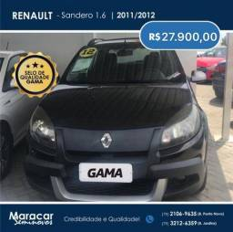 Renault Sandero 1.6 Stepway 16V - 2012
