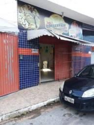 Loja com 115 m2, mezanino, escritório em Ipitanga!!