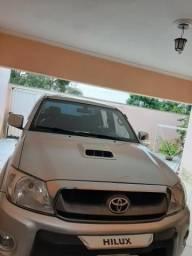 Toyota Hillux cd.4x4 SRV Dissel Automática - 2011