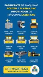 Máquina Laser CNC de Corte e Gravação