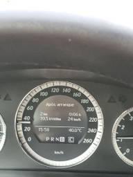 Vendo Mercedes C-180 ou troco por caminhonete.
