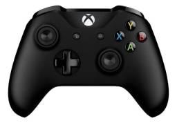 Xbox one usado + pilha recarregável (fotos mostruário)