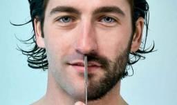 Loção para crescimento barba kirkland