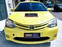 Toyota Etios seda 1.5 + Autonomia Antiga Aceito troca e Financiamento