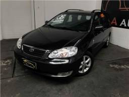 Muito novo! Toyota Corolla Fielder 1.8 Gasolina 4P Automático 2006 (+ pequena entrada)