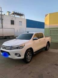 Toyota Hilux 2.8 Srx Cab. Dupla 4x4 Aut 2017