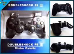 Controle Ps3 Sem Fio Double Shock 3 Bluetooth - Imperium Informatica