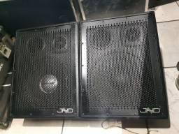 Kit som completo para igreja ou barzinho