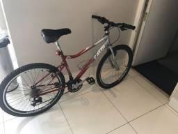 Bicicleta Caloi Terra aro 26