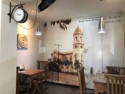 Vende-se Café e Restaurante
