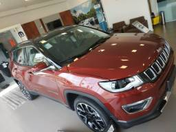 Jeep Compass Limited Flex 2021 Automático 0km