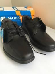 Sapato social preto - novo