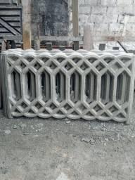 Grades de concreto