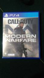 Vende-se jogo Call off duty modern warfare para Ps4