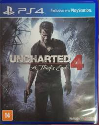 The Uncharted 4 PS4