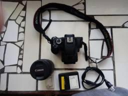 Canon T3i Completa - Seminova