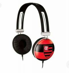 Head Phone ACOLCHOADOS do Flamengo
