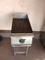 Vendo Lava louça Chair Broiler fogão e balança