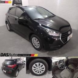 Hyundai HB20 Comfort 1.0 2017 - Completo, Baixa Km
