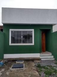 Vendo Casa Linear - Parque das Flores - Lançamento - R$ 179 mil - Cod028