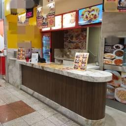 Ponto Comercial com Instalações para Restaurante à Venda em Shopping Cod PT0620