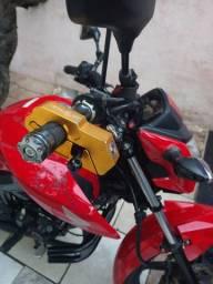 Vendo tranca para moto