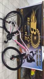 Bikes novas com garantia ??