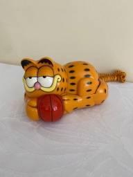 Relíquia Telefone Fixo Garfield (com caixa)