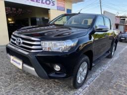 Toyota Hilux SRV 2017 | Extra | Único Dono | Apenas 36 mil Kms Rodados !!!