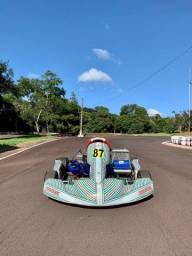 Chassi Tony Kart 2019 - Praticamente Novo - Apenas Chassis a venda