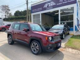 Título do anúncio: jeep renegade longitude 1.8 flex aut fs caminhoes