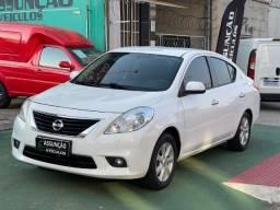 Nissan Versa SL 1.6 2014 ( Financio e Aceito trocas )
