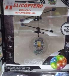 Drone bola tem conversa no valor