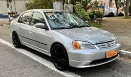 Título do anúncio: Honda Civic LX 1.7 Aut. - 2001