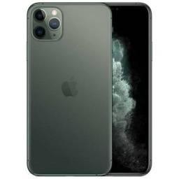 iphone 11 pro max 64gb - midnight green - seminovo