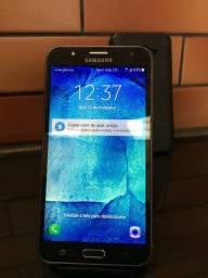 Vendo ou troco Samsung j7 funcionando perfeitamente R$399,99