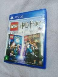 Título do anúncio: Jogo Harry Potter Lego Ps4