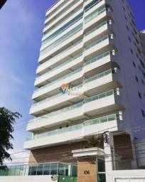 Apartamento com 3 dormitórios para alugar R$ 3.500,00/mês - Praia Grande