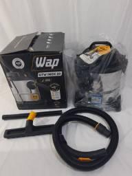 Aspirador de água e pó 1600w Wap GTW 20 INOX. NOVO