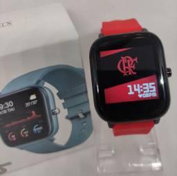Promoção - Relógio Smartwatch P8 Original - Flamengo